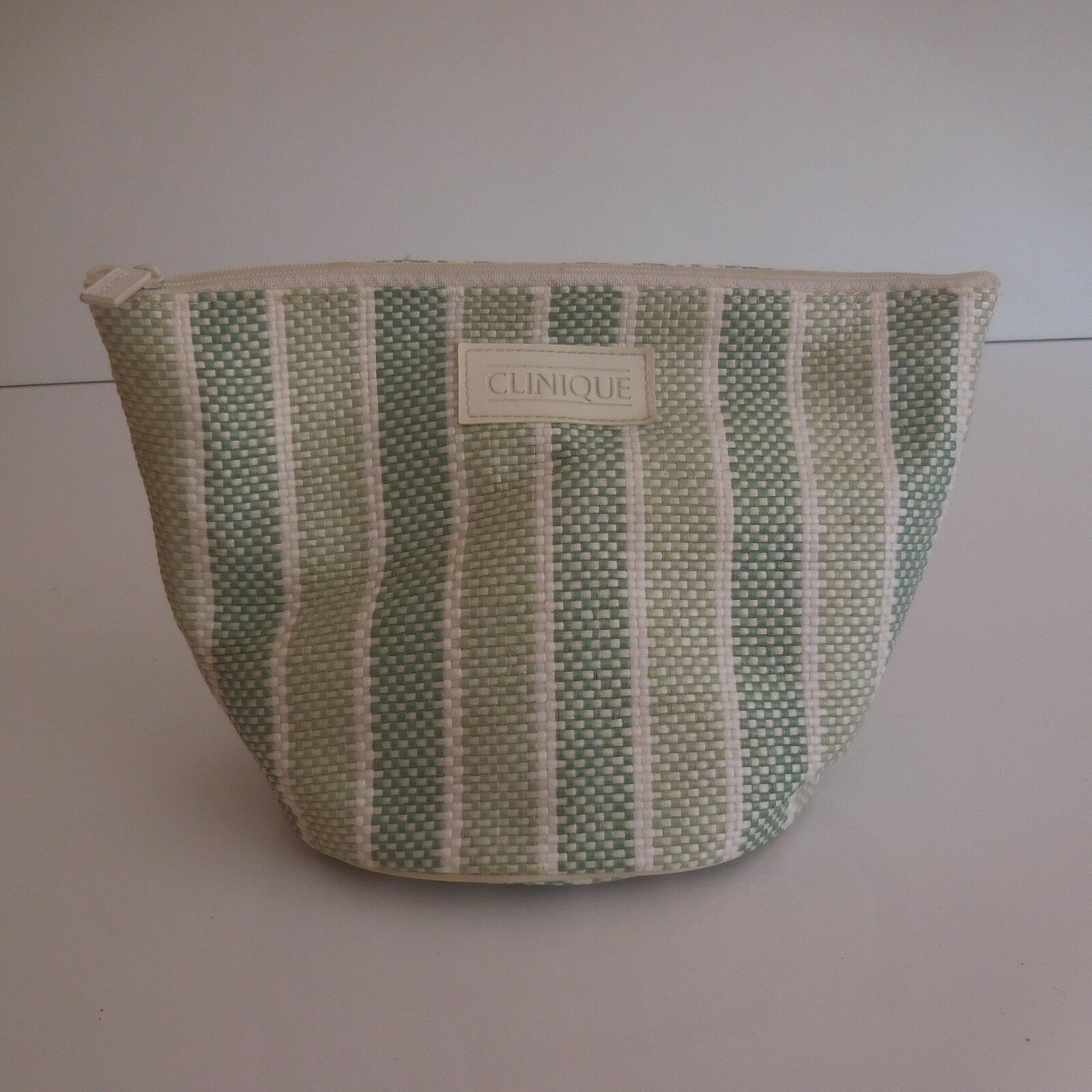 Toiletry Bag CLINIQUE Vintage Model Art Deco Design 20th Pn France