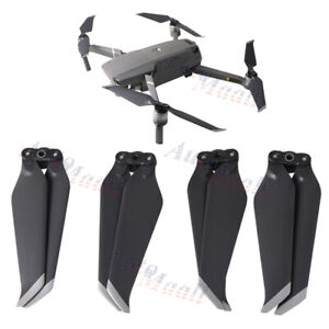 2pairs 8743F Low-Noise Quick-Release Propellers Blades For DJI Mavic 2 Pro//Zoom