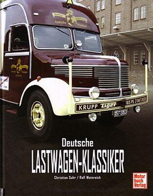 Vernuftig Suhr Christian: Deutsche Lastwagen-klassiker Lkw/opel/faun/hanomag/man/handbuch