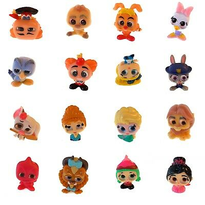 Home & Garden New Disney Doorables Season 2 Loose Figure Choose Your Own Preventing Hairs From Graying And Helpful To Retain Complexion