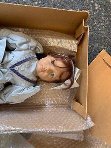 Sigikid Ilse Wippler Vinyl Puppe 55 cm. Top Zustand
