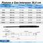 1-PISTONE-A-GAS-MOLLA-PER-LETTO-CONTENITORE-16-TIPI-DI-INTERASSE-RICAMBIO miniatura 10