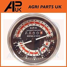 Massey Ferguson 135 Tractor Tractormeter KPH Rev Counter Tachometer Tacho Gauge