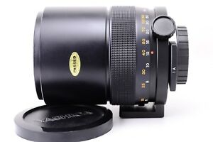 Yashica-500mm-F8-Mirror-Objectif-Contax-Monture-en-Mint-Conditions-Without-Tout