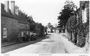 Aldermaston-Nr-Tadley-unused-RP-pc-Frith