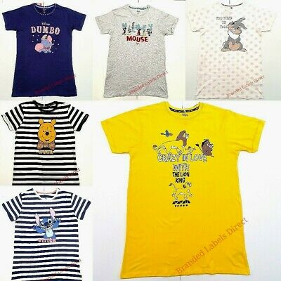 BRAND NEW WITH TAGS PRIMARK DISNEY LADY AND THE TRAMP NIGHTSHIRT VARIOUS SIZES