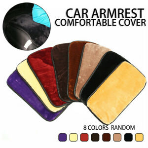 Center-Console-Box-Armrest-Pad-Cushion-Cover-Durable-Wear-Mat-For-Car-Auto-SU-JR