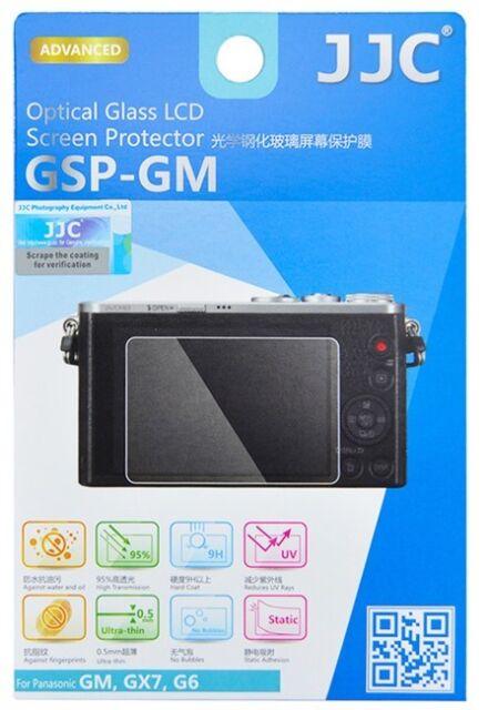 gx7 gm1s gf7 GSP-GM display vetro di protezione per Panasonic GM g6 gf9