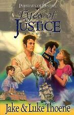 Eyes of Justice : Portraits of Destiny Vol. 2 by Jake and Luke Thoene