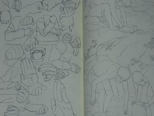 NAOKI KOBAYASHI EQUALIZER1 Illustration Book C90