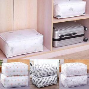 Foldable-Home-Clothes-Quilt-Pillow-Blanket-Travel-Luggage-Storage-Organizer-Bag