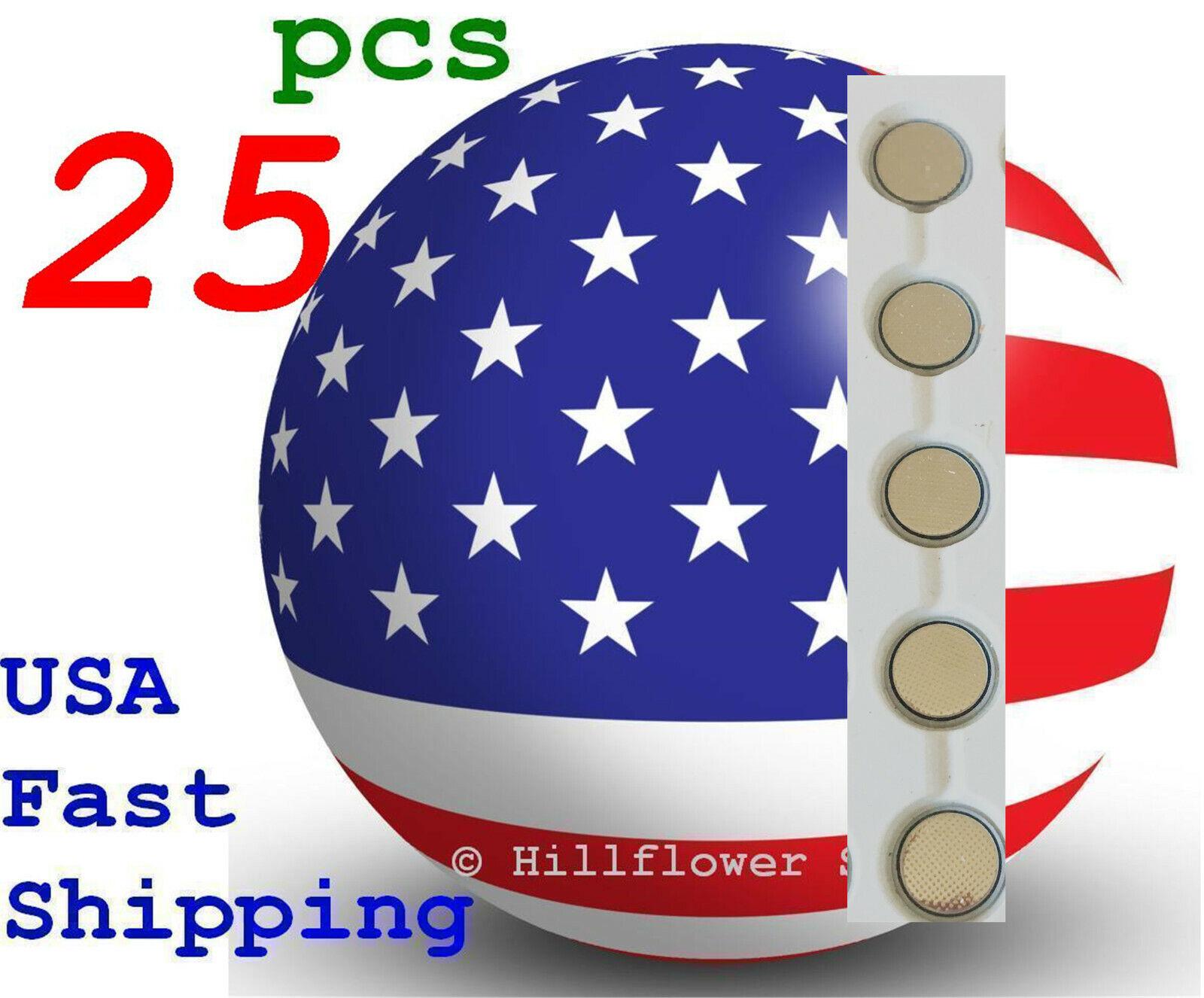 25 pcs CR1216 1216 LM1216 BR1216 Bulk 3V Lithium Battery
