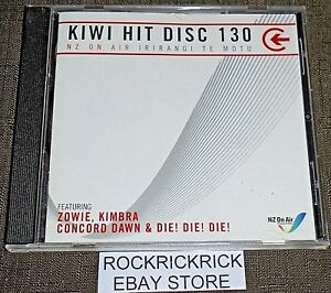 KIWI-HIT-DISC-VOL-130-NZ-ON-AIR-16-TRACK-CD-SEE-PHOTOS-FOR-TRACK-LISTING