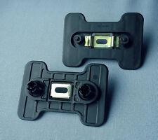 (2520) 2x Stoßstangenhalter für Golf 3, Vento, Passat B3, Polo, Sharan, T4, Seat