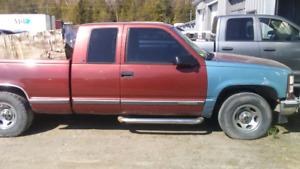 1998 Chevrolet Silverado 1500 Rwd