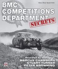 BMC Competitions Department Secrets (Austin-Healey Triumph MG Mini) Buch book