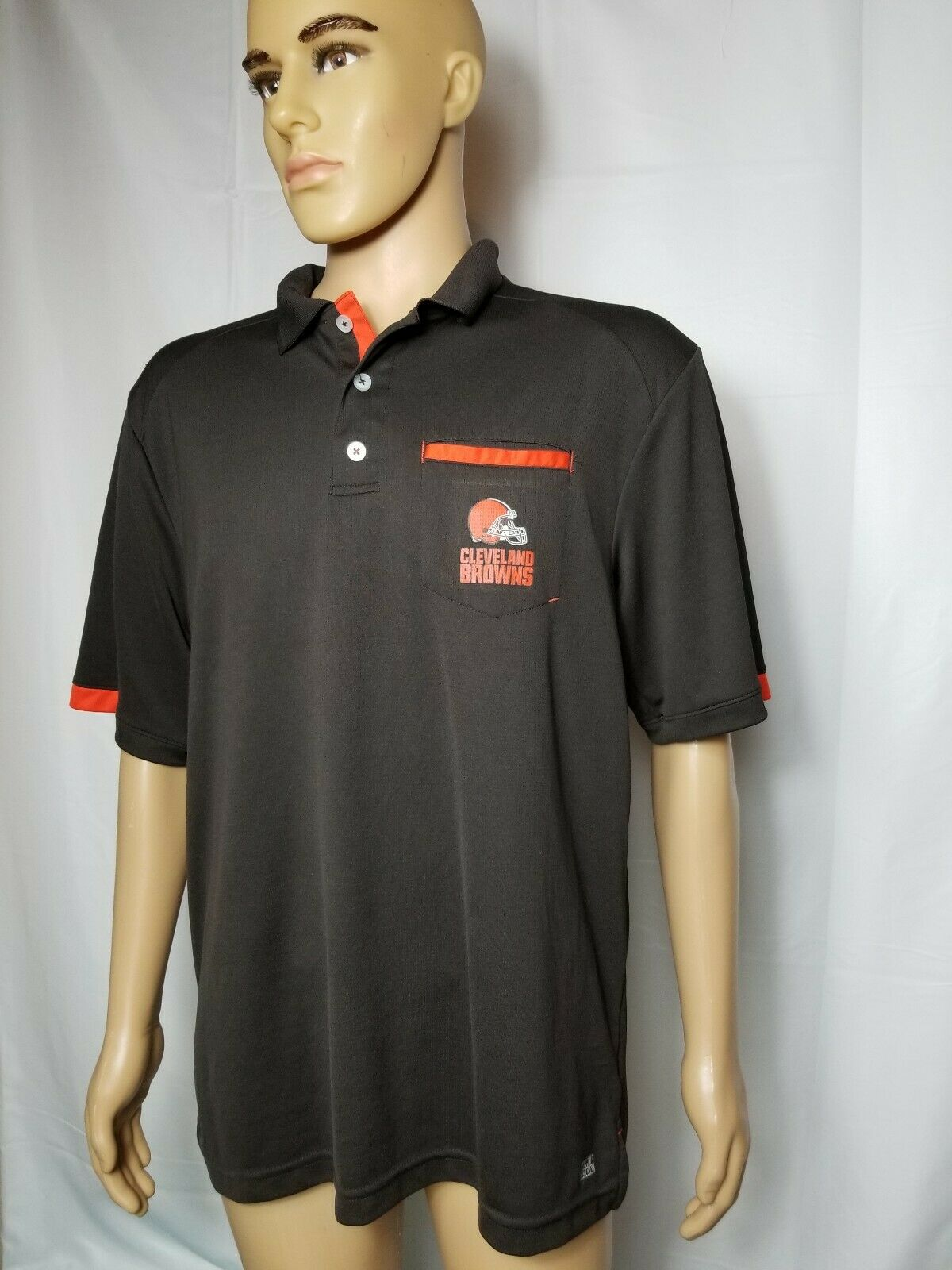 cleveland browns polo shirt