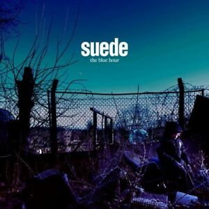 Suede-The-Blue-Hour-CD-Album-Released-21st-September-2018-Brand-New