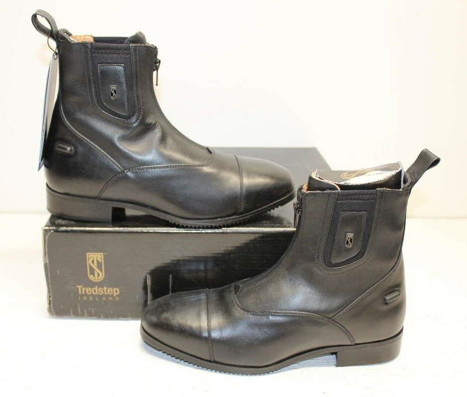 TredStep Ireland Women's / US 9.5-10 Medici Front Zip Riding Paddock Boots