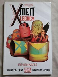 X-MEN LEGACY VOLUME 3: REVENANTS (MARVEL NOW) By Simon Spurrier
