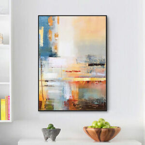 Art Oil Painting On Canvas an Modern Abstract Art Wall Decor,Scenery No Frame