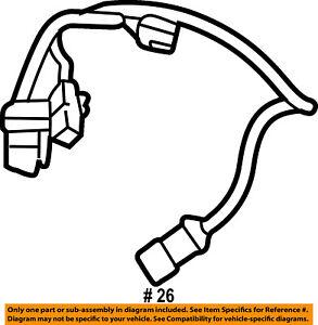 jeep chrysler oem 97 99 cherokee blower motor fan wire harness Radio Wiring Harness Diagram image is loading jeep chrysler oem 97 99 cherokee blower motor
