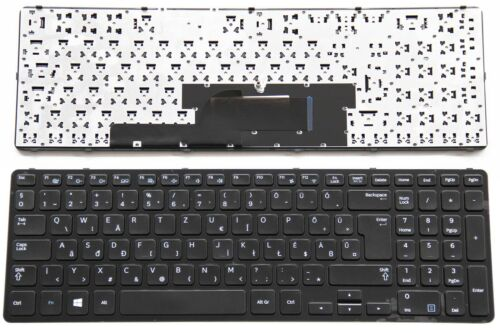 For Samsung 350E5C NP350E5C 355E5C 365E5C Laptop Keyboard Hungarian HU HG Magyar