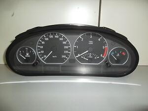BMW-E46-320d-Kombiinstrument-Tacho-Cockpit-289-650km-6928507-4117720