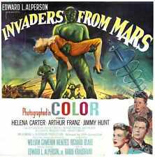 InvaderS From Mars Poster 04 A3 Box Canvas Print