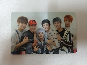 Details about [KPOP]SM NCT U Debut 1st Year Anniversary Limited Edition  Photocard (CAFE Ver)