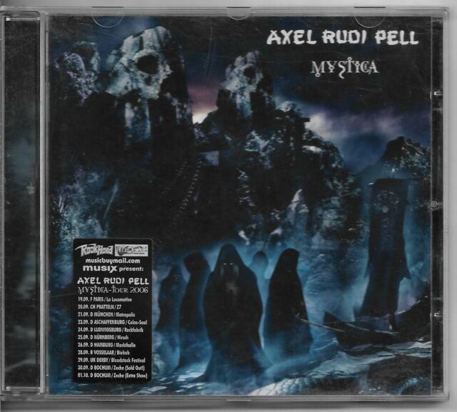 Mystica von Axel Rudi Pell (2006)