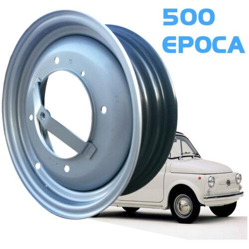 L Con Archetto Per coppa Cerchio in ferro per  FIAT 500 epoca F