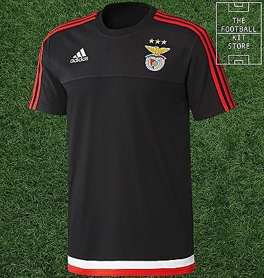 info for d89c7 beffd Benfica Training Shirt - Official adidas Boys Football Top - All Sizes |  eBay