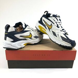 Nike-Air-Alate-Mens-9-5-Running-Shoes-White-Dead-Old-Stock-Vintage-90s