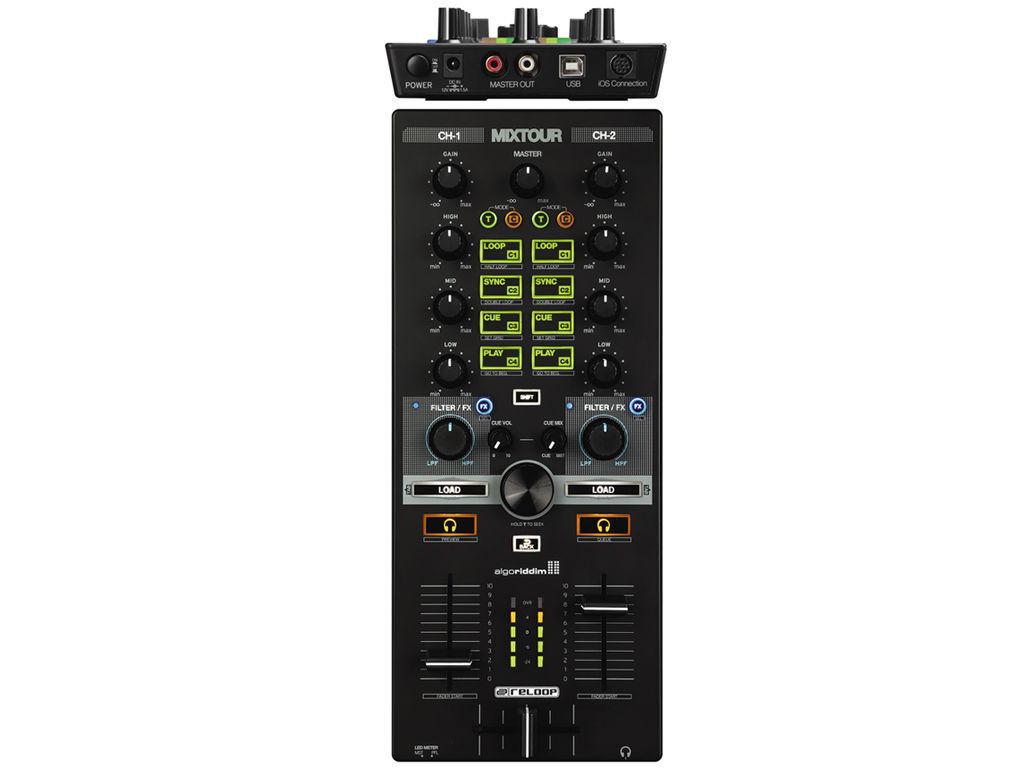 negozi al dettaglio RELOOP Mixtour Controller DJ per per per PC MAC ANDROID iOS  risparmia fino al 70% di sconto