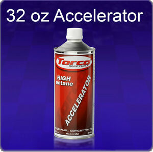 Details about The Best Fuel Additive Octane Booster Torco Accelerator