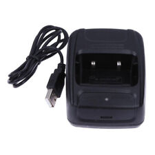 UV5R USB Battery Charger for Baofeng UV-5RE DM-5R Two Way Radio Walkie Talkie