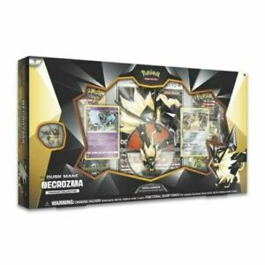 Pokemon-Dusk-Mane-Necrozma-Premium-Collection-Sealed-New