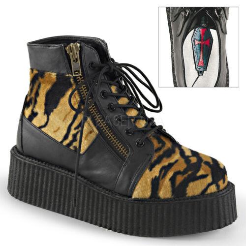 Demonia men/'s V-CREEPER-565 571 573 Vegan Boots