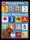 Play and Learn with Wallace: Giant Workbook by Roger Priddy (Paperback / softback, 2013)