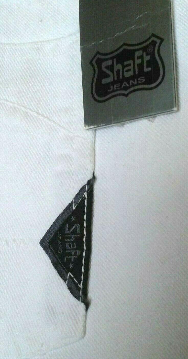 Shaft Historical Carol Drill Weiß Slim-Fit Slim-Fit Slim-Fit Jeans   W31 L32 961d54