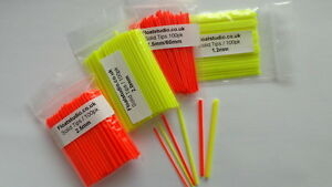 Solid-Plastic-Pole-Float-Tips-1-0-2-0mm-100pk-Pole-float-making-amp-supplies