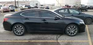 FINANCING POSSIBLE - 2015 Acura TLX -V6 - AWD - Tech package
