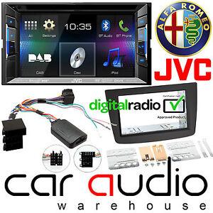 JVC KW-V235DBT antenne JVC DAB Voiture Stéréo Aerial GLASS MOUNT ANTENNE