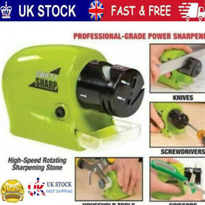 Professional Electric Sharpener Scissors Screwdriver Tools Kitchen Blade Sharp