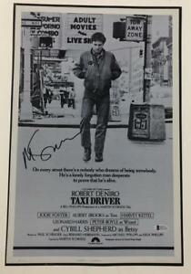 MARTIN-SCORSESE-SIGNED-12X18-PHOTO-TAXI-DRIVER-AUTHENTIC-AUTOGRAPH-BECKETT-COA-B