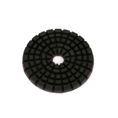 "4inch Diamond Polishing Pads Dry//Wet Buffing Disc For Granite Concrete 1//4/"" Thic"
