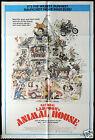 ANIMAL HOUSE Original ONE SHEET Movie poster John Belushi
