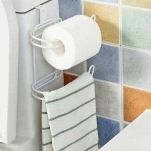 Image Is Loading Kitchen Bathroom Toilet Roll Paper Storage Organizer Iron