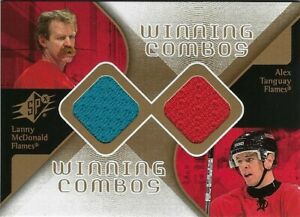 2006-07-SPX-WINNING-COMBOS-LANNY-McDONALD-amp-ALEX-TANGUAY-WC-MT